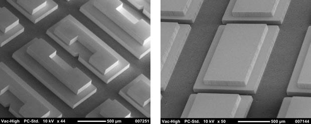 垂直微細構造 イメージ