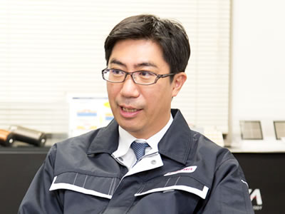 代表取締役社長 鈴木 教永
