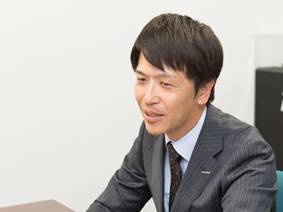 営業部 関東営業所長