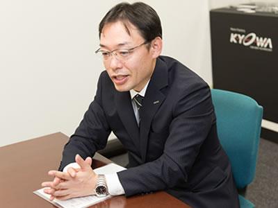 営業部 名古屋営業所長